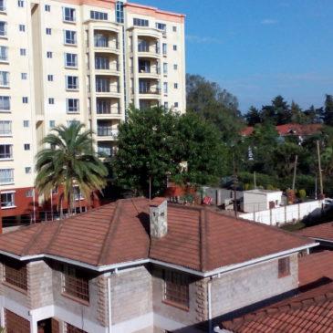 Първи ден в Найроби, Кения