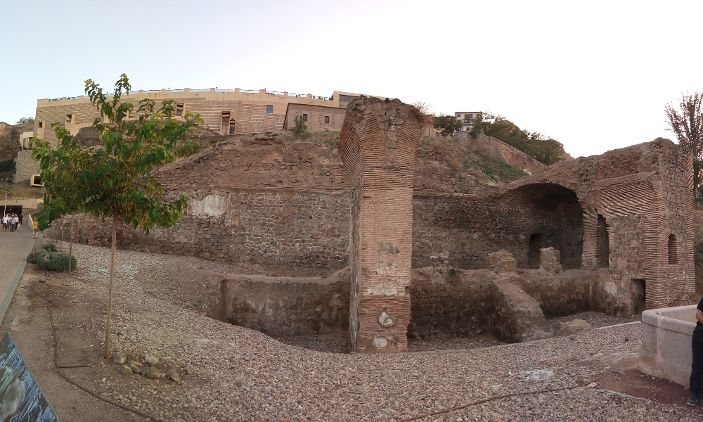 Екскурзия в Толедо- Ruinas convent de san Pablo