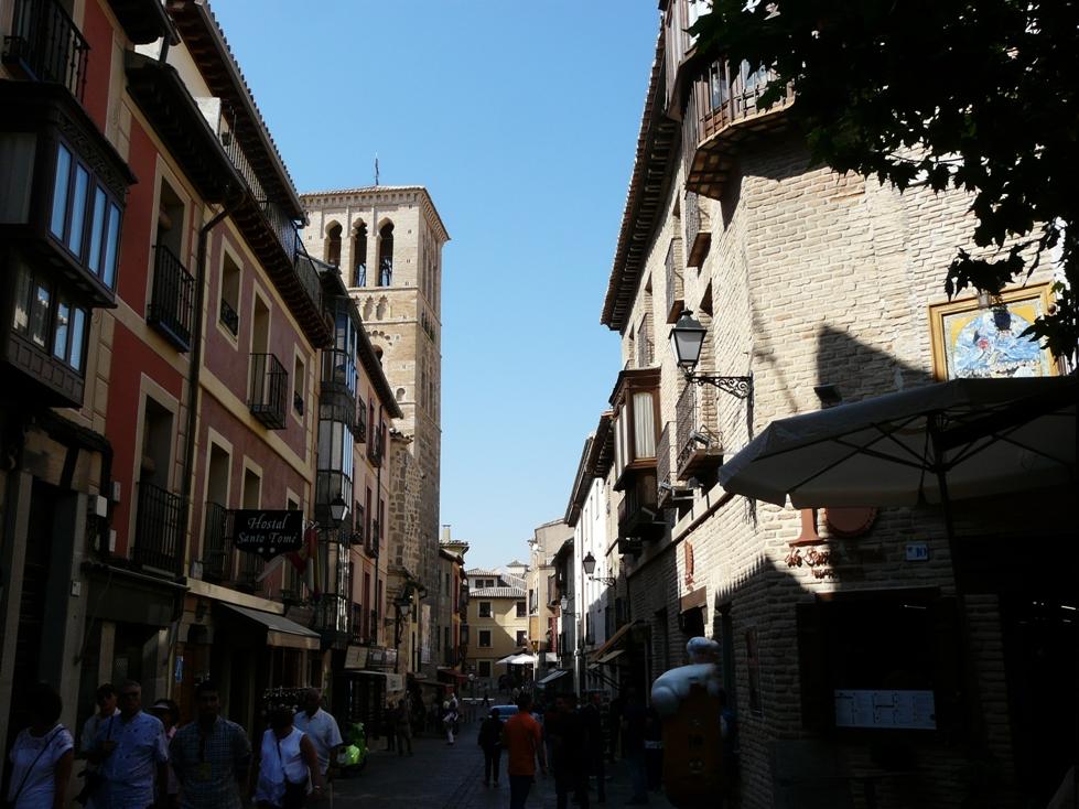 Екскурзия Толедо -улиците