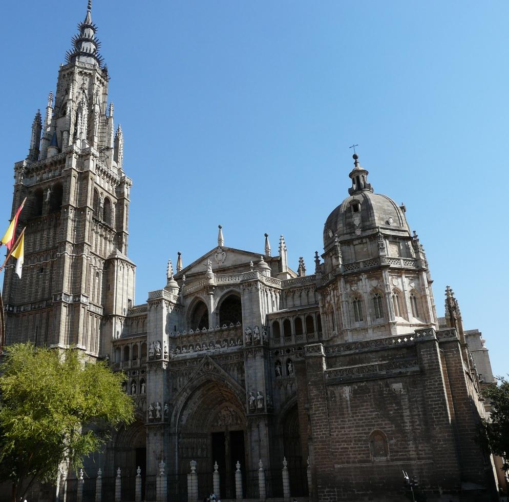 Екскурзия в Толедо - катедрала