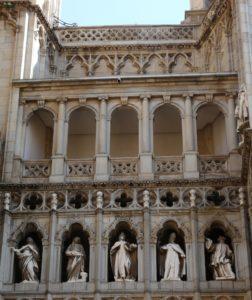 Екскурзия в Толедо - - Катедрала