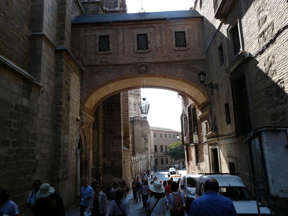 Екскурзия в Толедо -улиците