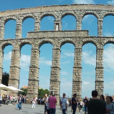 Сеговия, Испания – сбъдната мечта
