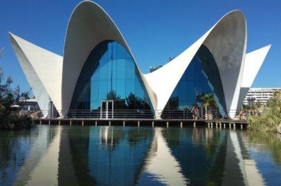 Градът на изкуството и науката, Валенсия