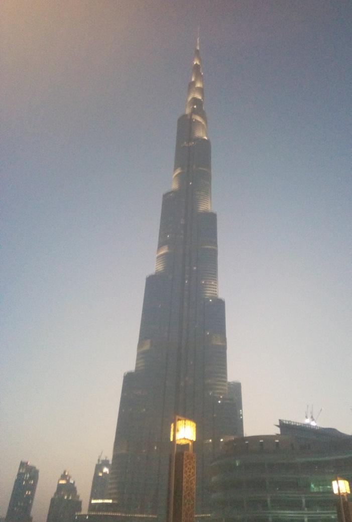 Снимка 10, Burj Khalifa, Дубай