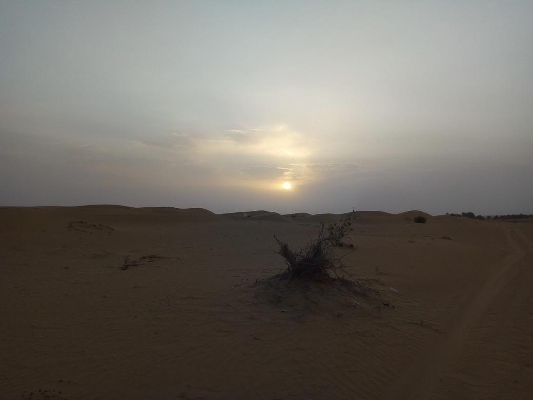 Снимка 3, Изгрев в пустинята, Дубай