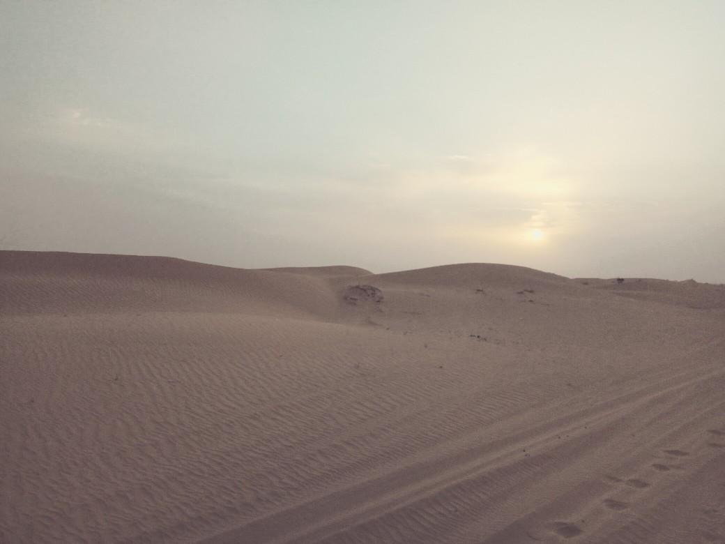 Снимка 5, Изгрев в пустинята, Дубай