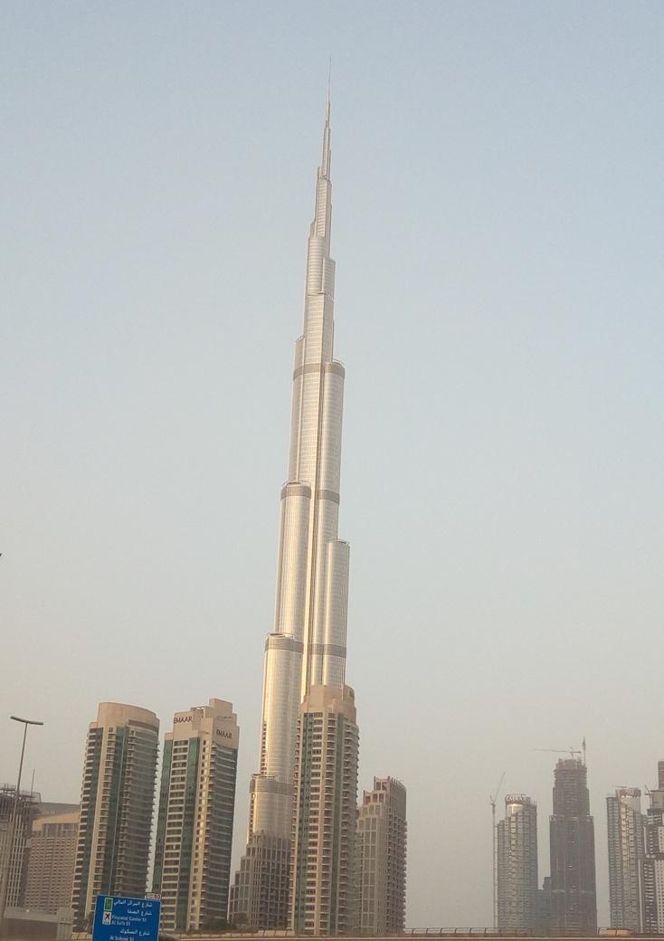 Снимка 13, Burj Khalifa, Дубай