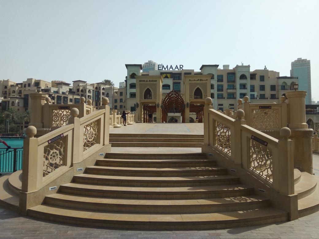 Снимка 14, Музикалния фонтан, Дубай