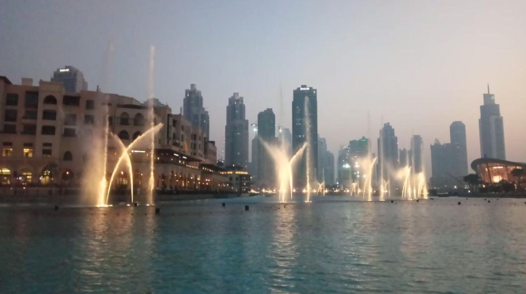 Снимка 17, Музикалния фонтан, Дубай