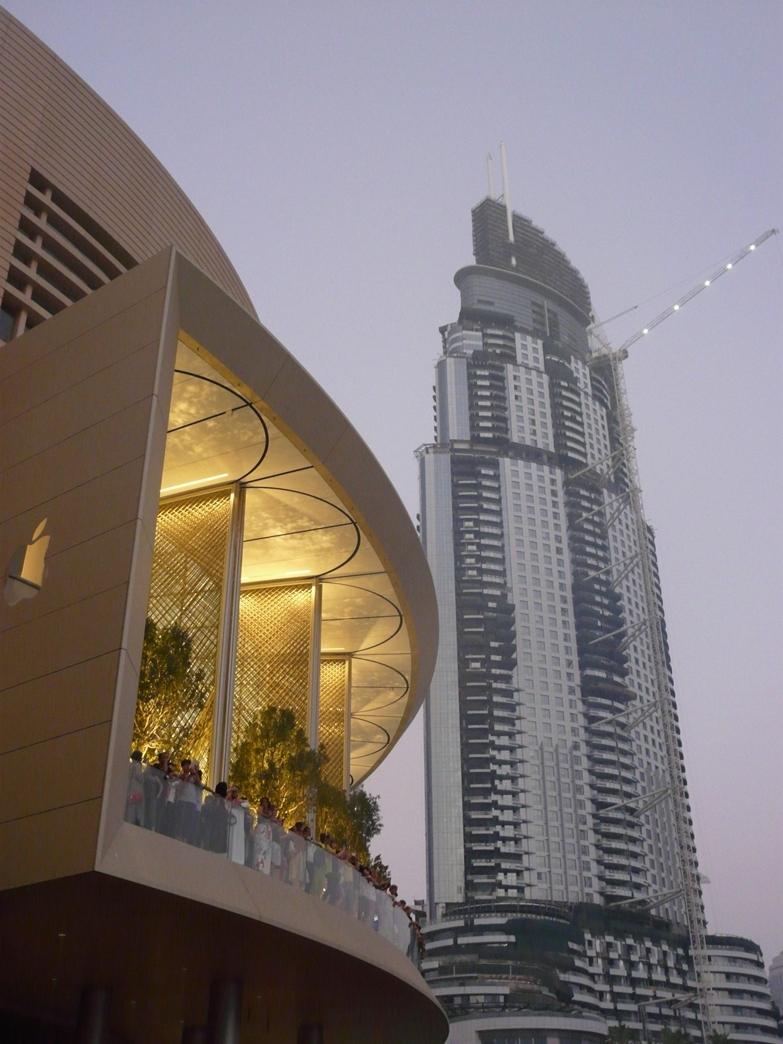 Снимка 21, Музикалния фонтан, Дубай
