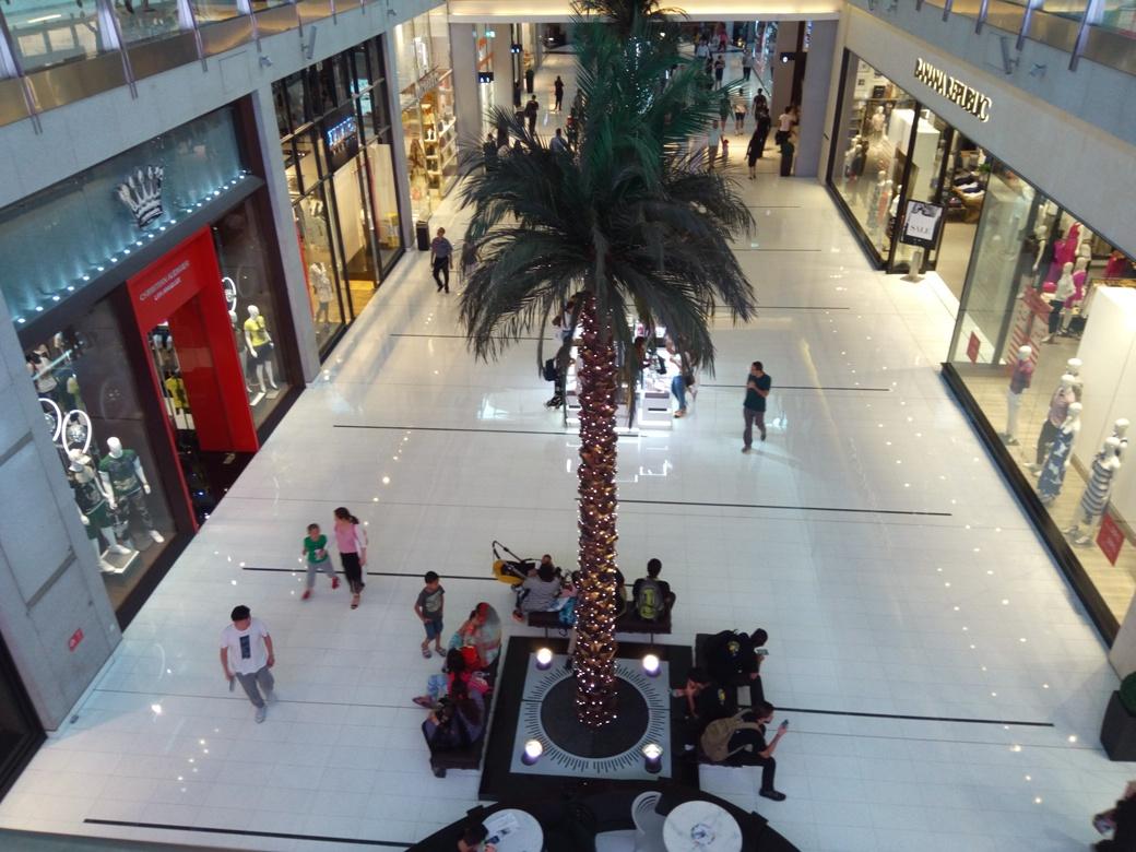 Снимка 23, Моловете в Дубай