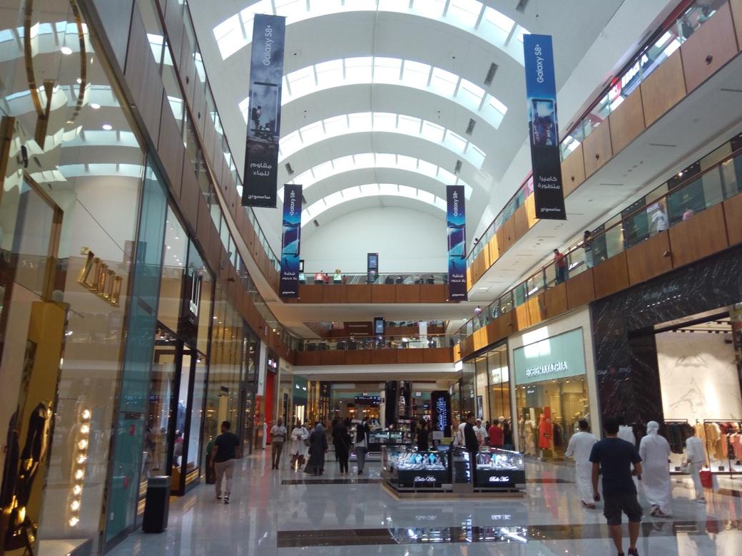 Снимка 28, Моловете в Дубай