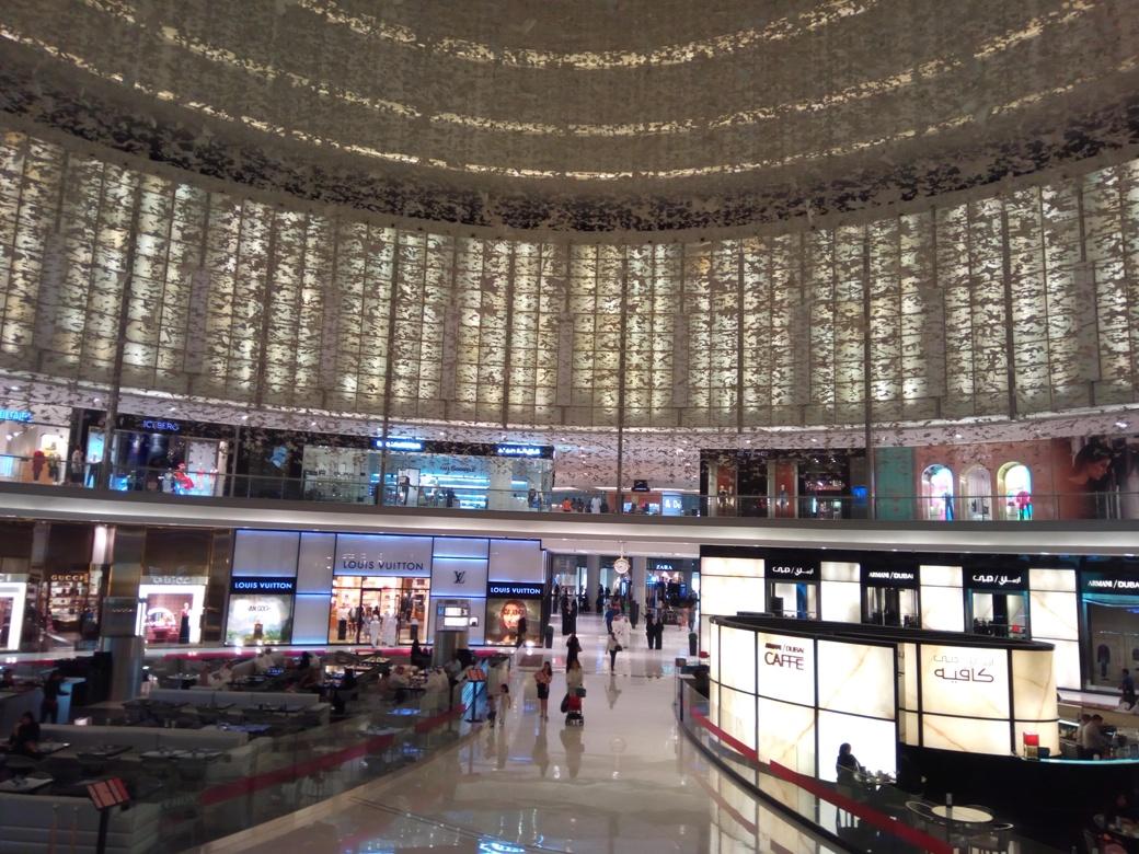 Снимка 29, Моловете в Дубай