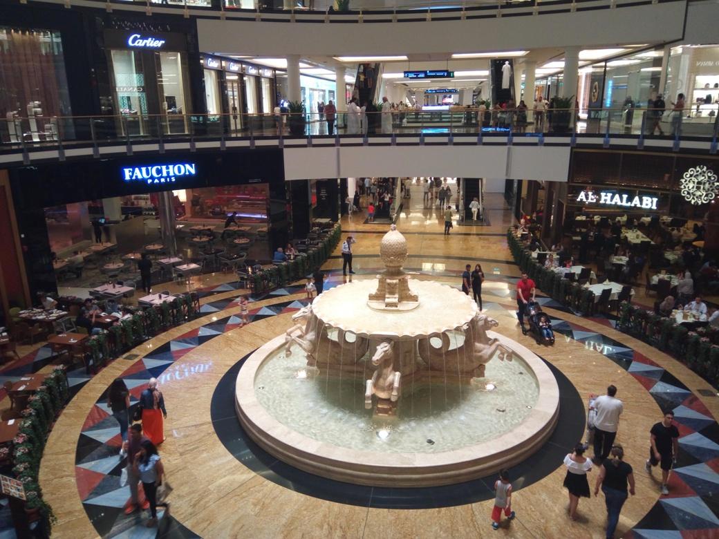 Снимка 39, Моловете в Дубай
