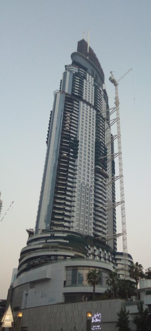 Снимка 9, Небостъргачите на Дубай