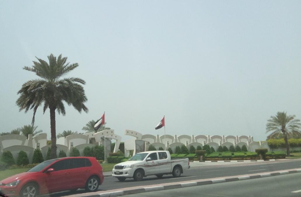Снимка 2, Къщите - дворци на елита на Дубай