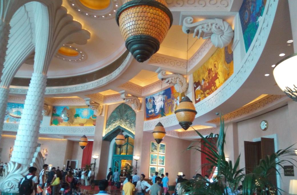Снимка 3, хотел Atlantis de Palm, Дубай
