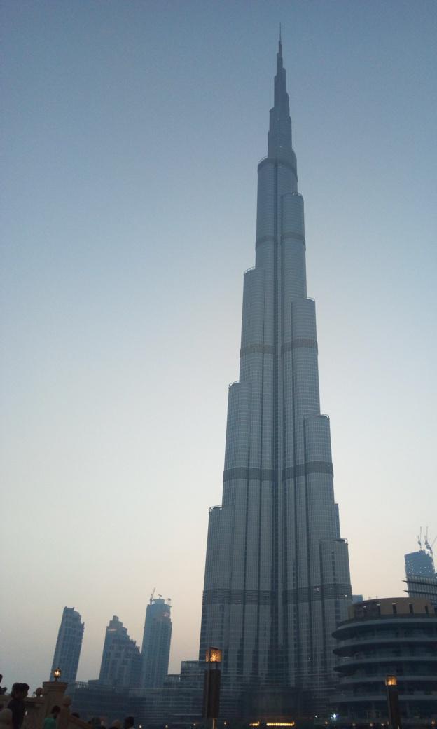 Снимка 9, Burj Khalifa, Дубай