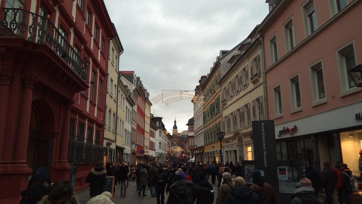 Снимка 2, Хайделберг, Германия