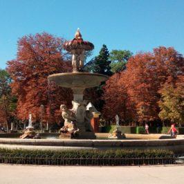 Разходка из Мадрид, Испания – Част 1