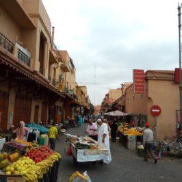 Приказката наречена Маракеш, Мароко