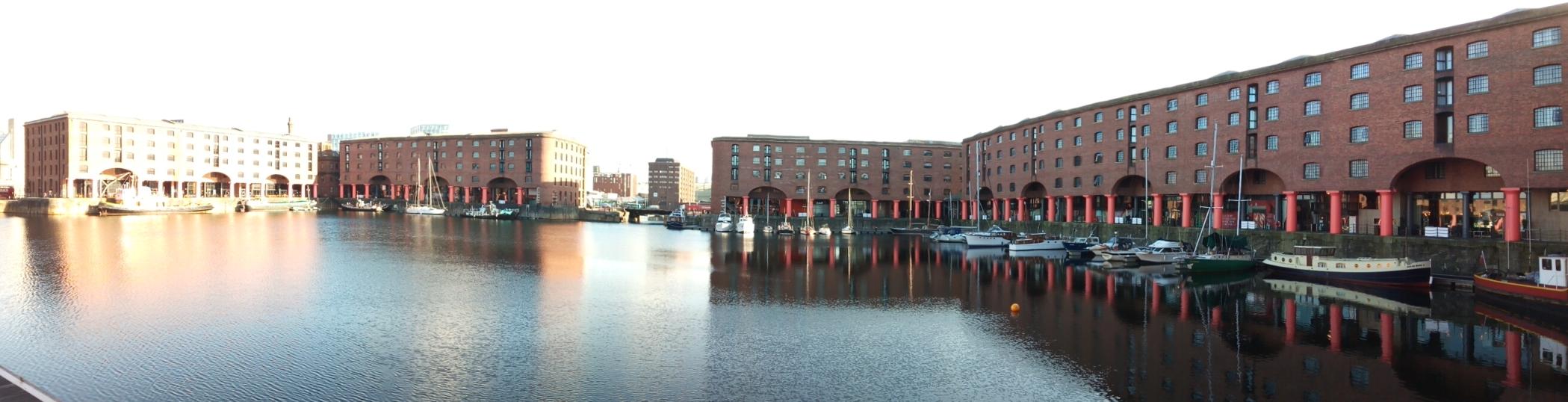 Снимка 10, Albert Dock, Ливърпул