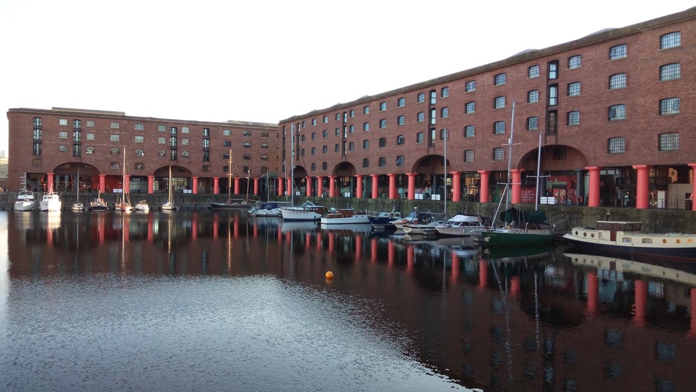 Снимка 11, Albert Dock, Ливърпул