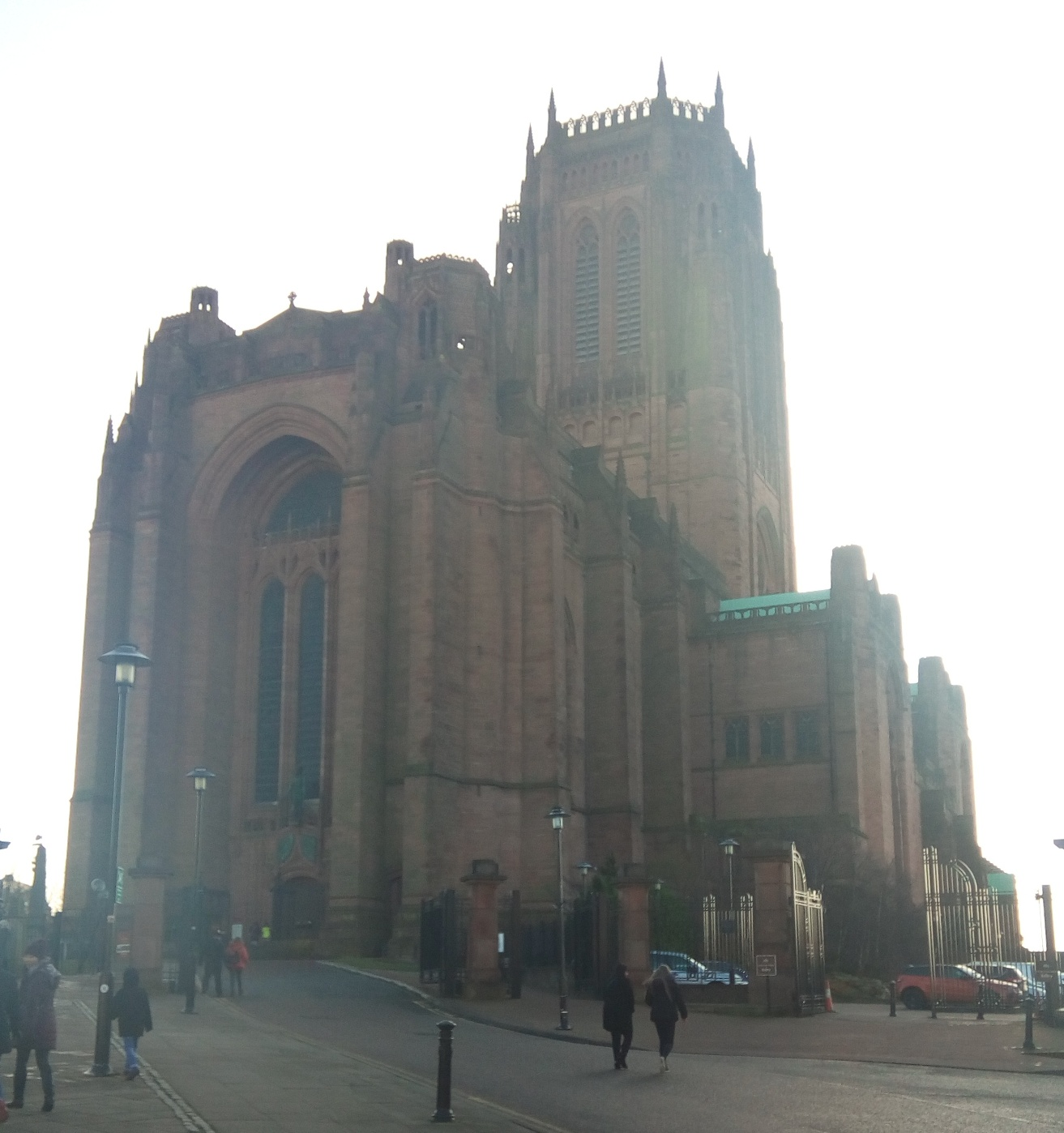 Снимка 17,Ливърпулската катедрала, Ливърпул
