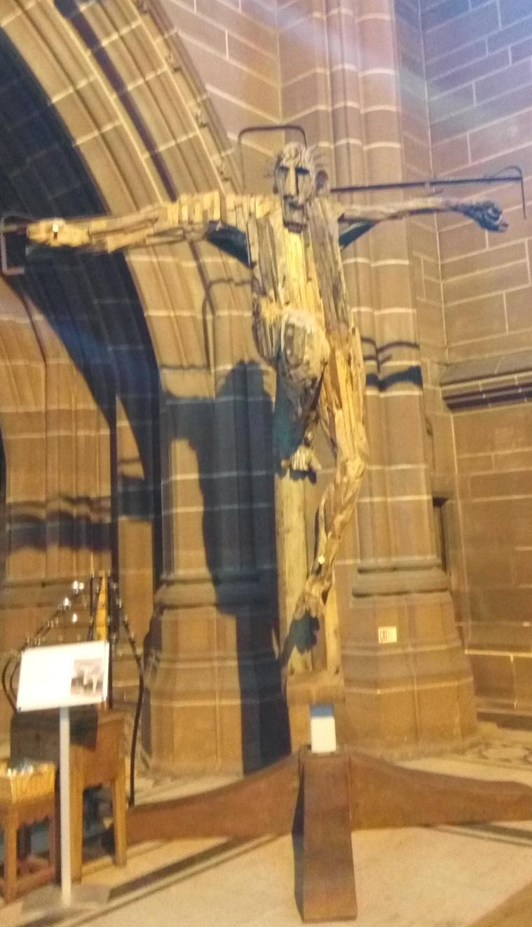 Снимка 18,Ливърпулската катедрала, Ливърпул