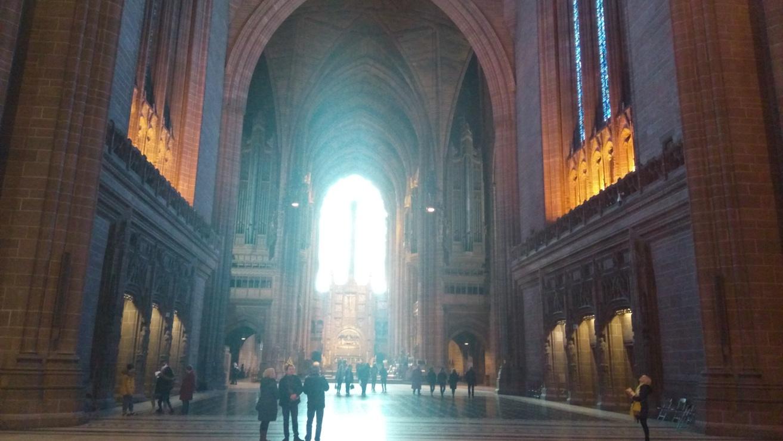 Снимка 19,Ливърпулската катедрала, Ливърпул