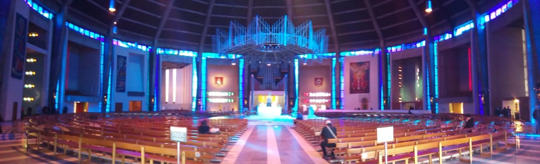 Снимка 23,Римокатолическата катедрала на Ливърпул