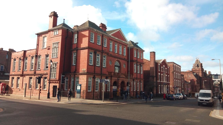 Снимка 25,Ливърпулски сгради, Ливърпул