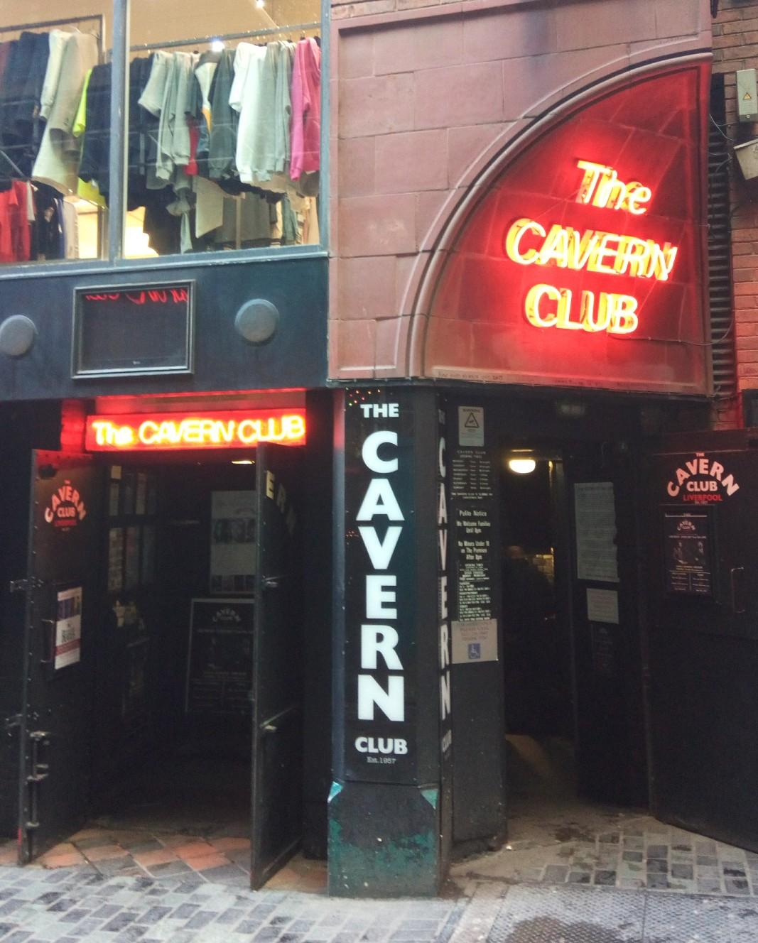 Снимка 27,The Cavern Club, Ливърпул