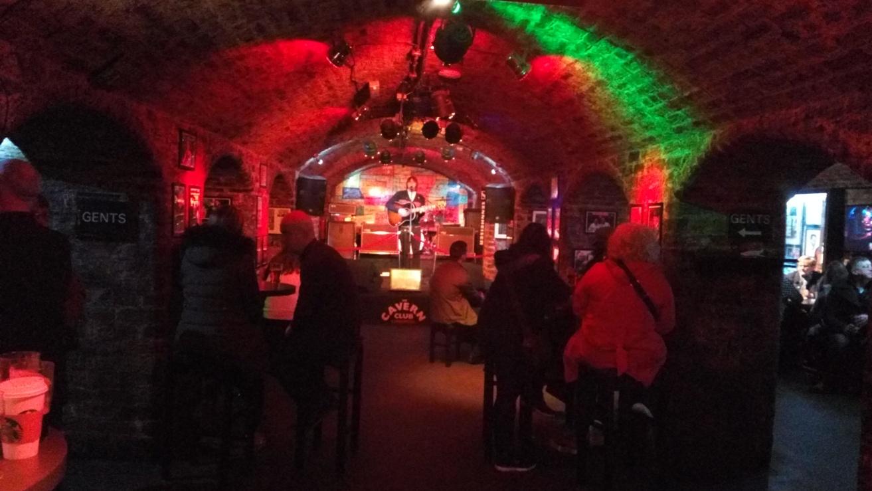 Снимка 28,The Cavern Club, Ливърпул