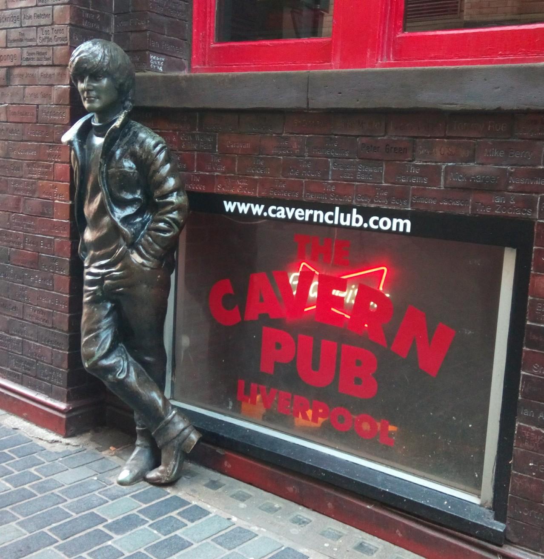 Снимка 31,The Cavern Club, Ливърпул