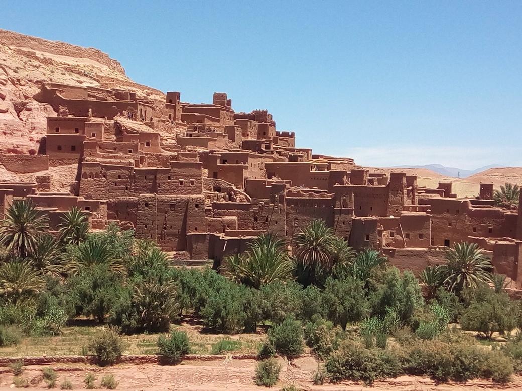 Снимка 9, Аит Бен Хадоу, Мароко