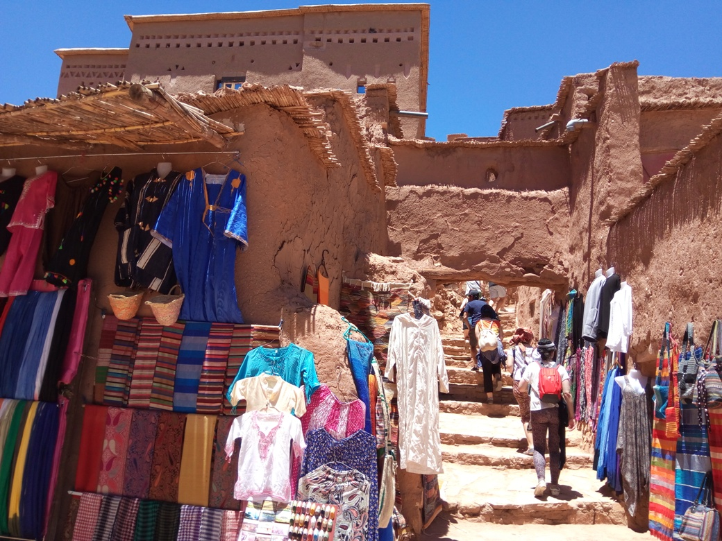 Снимка 18, Аит Бен Хадоу, Мароко