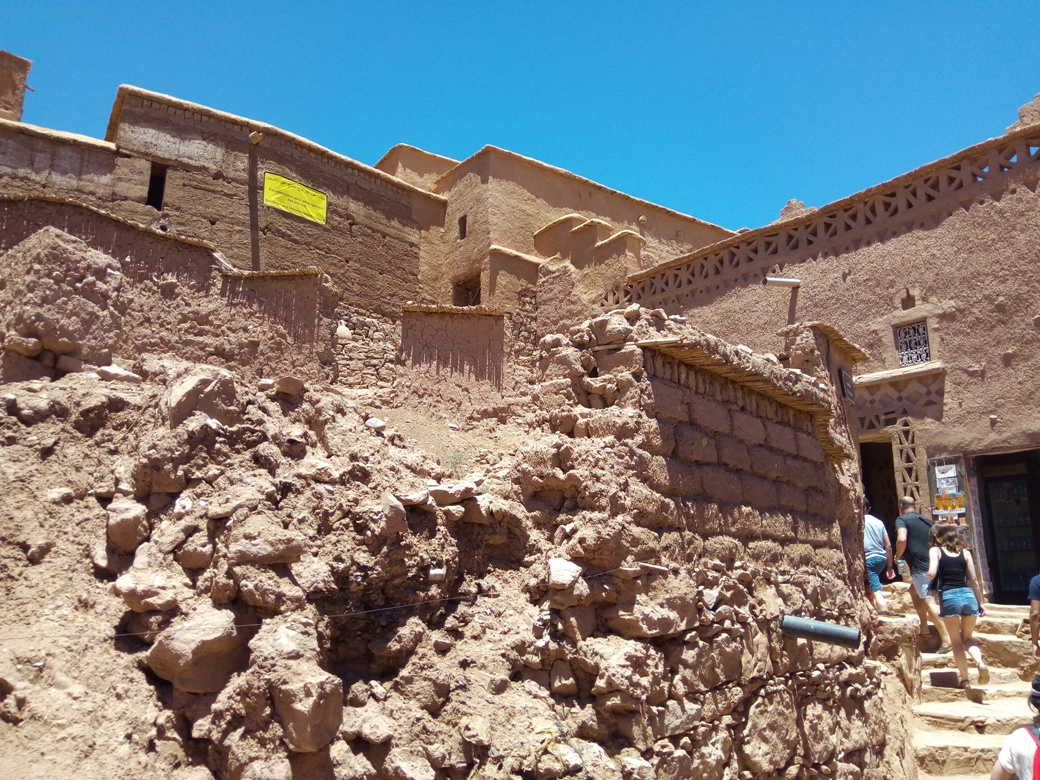 Снимка 19, Аит Бен Хадоу, Мароко
