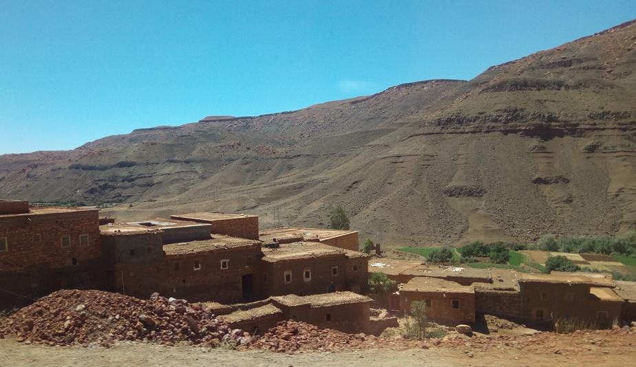 Снимка 2, Атлас, Мароко