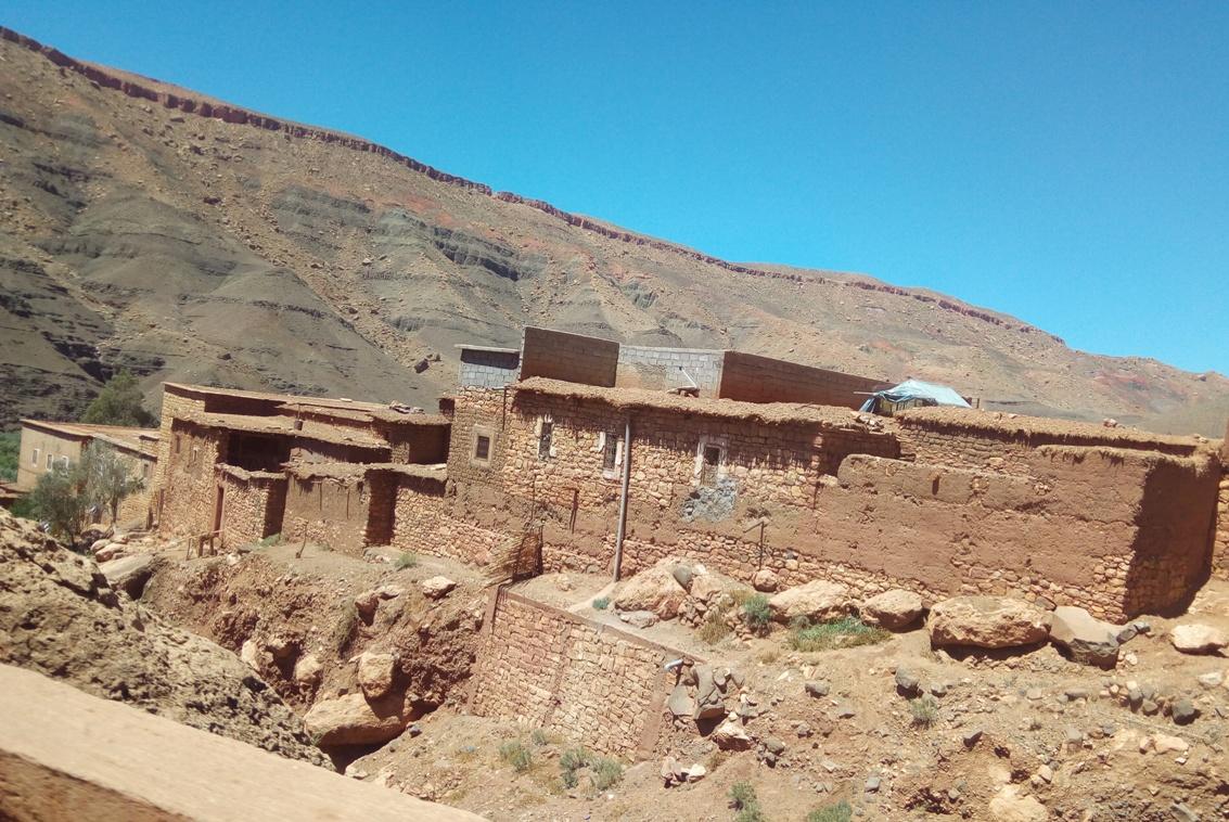 Снимка 3, Атлас, Мароко