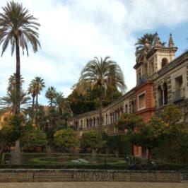 Дворецът Алказар – бижуто на Севиля