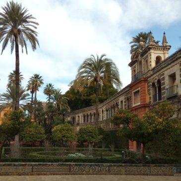 Дворецът Алказар – бижуто на Севиля, Испания