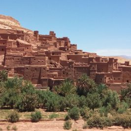 Невероятният Aït Ben Haddou и филмовият Ouarzazate, Мароко