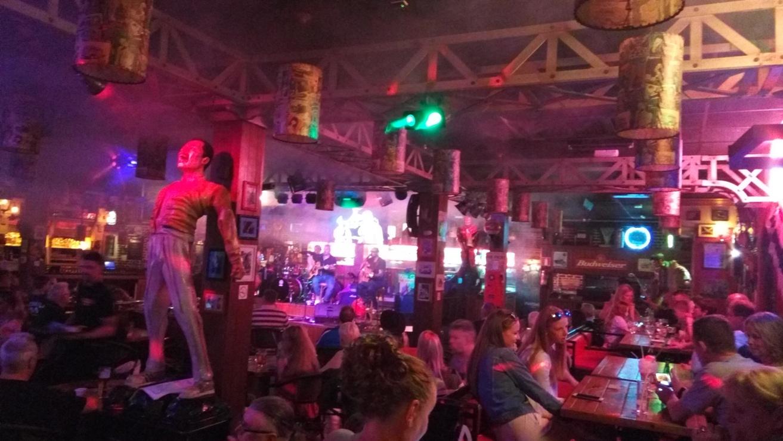 Нощния живот в Пуерто де ла Кармен, Лансароте