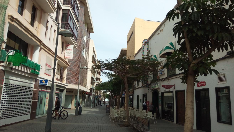 Улица в Аресифе, Лансароте