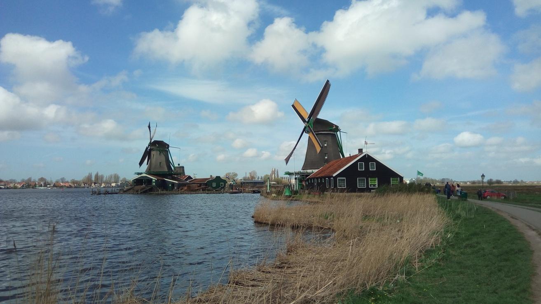 Снимка 17, Zaanse Schans, Холандия