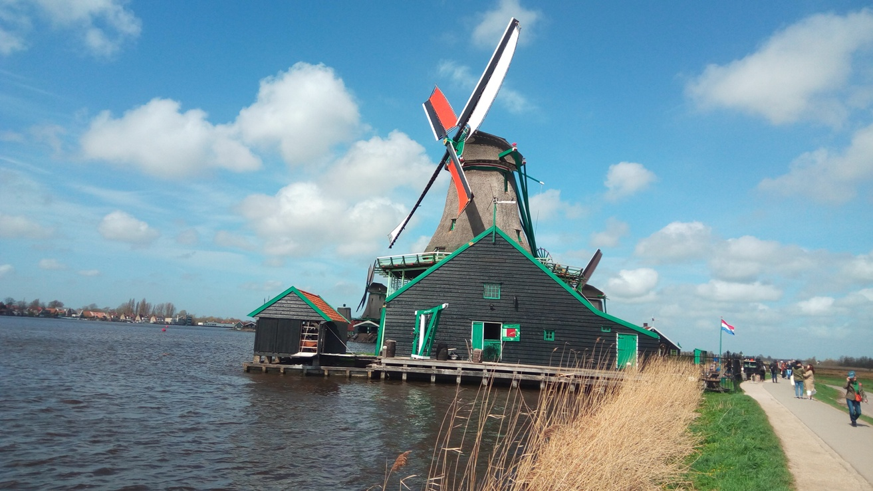 Снимка 18, Zaanse Schans, Холандия