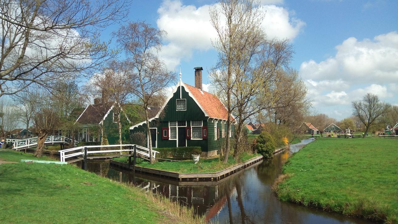 Снимка 22, Zaanse Schans, Холандия