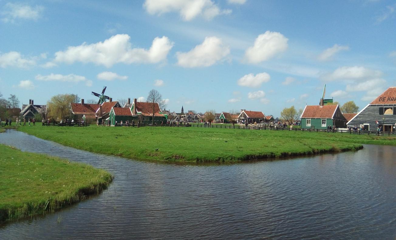 Снимка 28, Zaanse Schans, Холандия